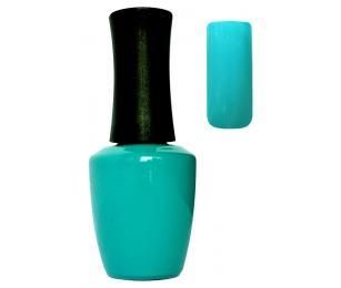 CEDRO UV a LED gel lak č. 20 - turquoise blue