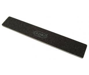 Pilník jumbo černý 80/80