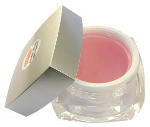 Doplňovací UV Gel růžový 50 ml pro nehtovou modeláž