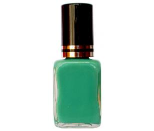Lak na nehty Four Seasons - zelený perleťový