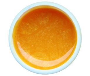 GABRA UV gel - perleťový, odstín oranž