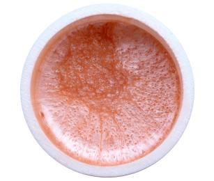 GABRA UV gel - perleťový, odstín broskev