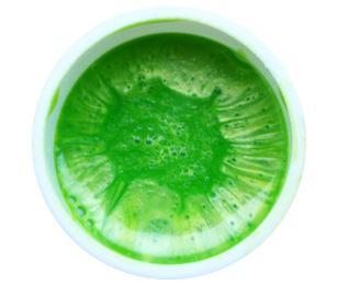 GABRA UV gel - perleťový, odstín jablko