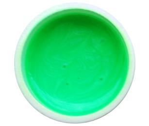 GABRA UV gel - perleťový, odstín zelená