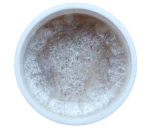 GABRA UV gel - kovový, odstín nature