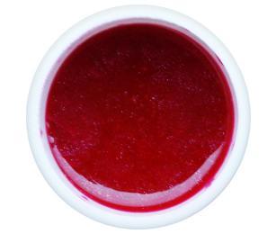 GABRA UV gel - kovový, odstín purpura