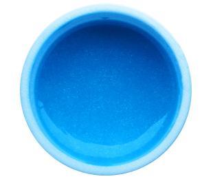 GABRA UV gel - kovový, odstín azur