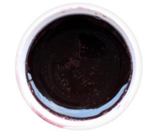 GABRA UV gel - barevný, odstín višňovo-hnědá