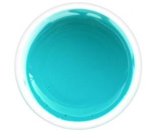 GABRA UV gel - barevný, odstín tyrkysová