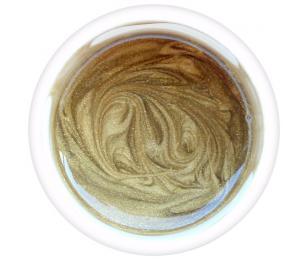 GABRA UV gel - barevný, odstín zlatá