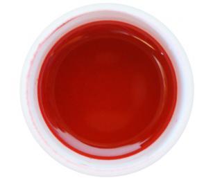 GABRA UV gel - barevný, odstín světle červená