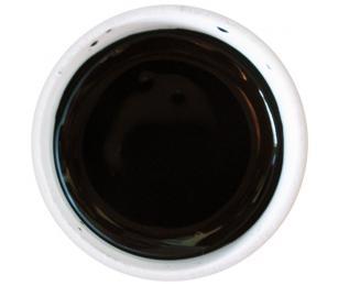 GABRA UV gel - barevný, odstín černá