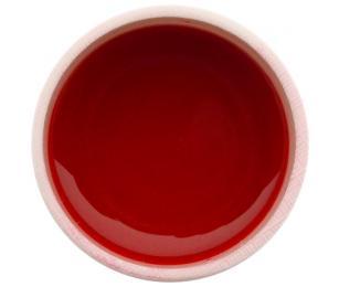 GABRA UV gel - barevný, odstín malinově červená