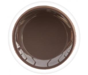 GABRA UV gel - barevný, odstín hnědá čokoláda