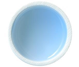 GABRA UV gel - barevný, odstín světle modrá