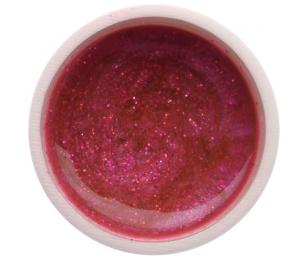 GABRA UV gel - glitterový, odstín růžový