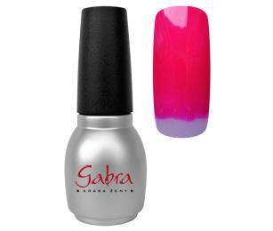 GABRA All in One UV, LED Gel lak č. 13 - Pink tmavá