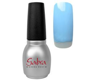 GABRA All in One UV, LED Gel lak č. 18 - Modrá blankyt