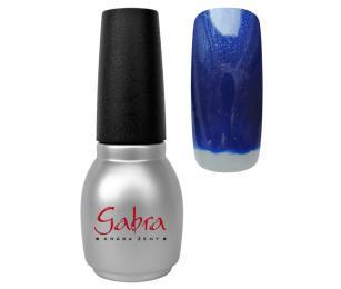 GABRA All in One UV, LED Gel lak č. 19 - Modrý královská lesk